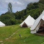 The lovely tents