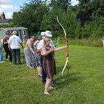 Grantham Archers at Vale House