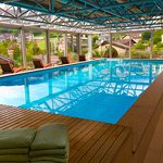 Photos of charming and beautiful Hotel Eden. Other photos are of the spectacular views in Spiez.