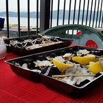 Enjoy Sydney rock oysters & other local varieties at a reasonable price - great value!