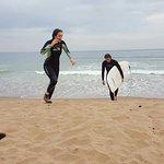 Photo de Woolacombe Beach