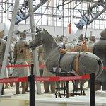 Terrakotta-Armee und Museum Foto