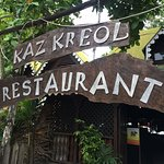 Photo de Kaz Kreol Restaurant & Beach Club