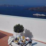 Roof view for breakfast (highly recommended)