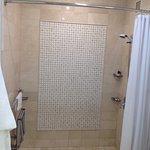 Pathetic shower