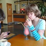 Kafejnica Kristine Foto