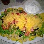 Nachos Platter