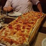 splendida pizza formato famiglia
