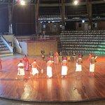 A tribal performance at Bomas of Kenya