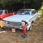 Classic Car Show at Barton Watermill