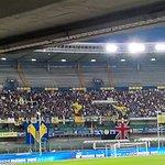 Hellas Verona Crotone dalle poltronissime est.