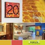 Hotel Pumilio Honey Suite