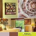 Hotel Pumilio Shell Suite