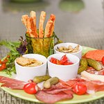 Campania Platter - a taste of Italy