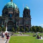 Berliner Dom Foto