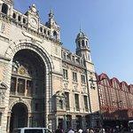 Bahnhof Antwerpen-Centraal Foto