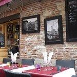 """restaurant """"la caleche"""" a Albi"""
