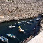 Photo de Blue Grotto (Il-Hnejja)
