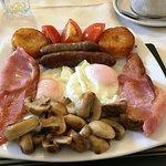 A brilliant breakfast