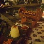 Caramel Restaurant at Kamuela Villas Sanur Foto