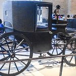 President Roosevelt's carriage the Circa 1902 Brougham
