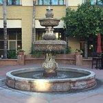 Inner Courtyard Fountain