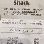 The Rum and Crab Shack Foto