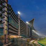 Exterior view - The Meydan Hotel