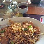 Pad Thai w tofu