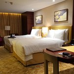 Deluxe room with study desk