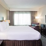 Newly Renovated King Room at Crowne Plaza Memphis Downtown