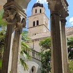 Claustro Monasterio Franciscano, Dubrovnik