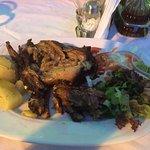 Pork and lamb spit roasted mmmmmm