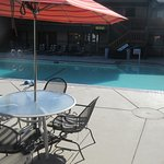 Swimming Pool, Best Western Windsor Inn, Ashland, Oregon