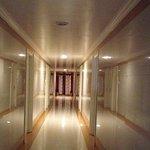 Corridor in second floor