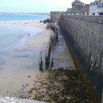 Les remparts de Saint-Malo Foto