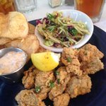 Fride Oysters