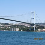 Photo of The Bosphorus Bridge