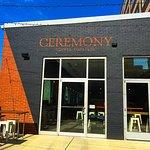 ceremony coffee entrance