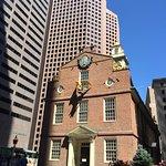 Club Quarters Hotel in Boston Foto