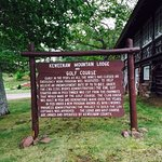 History of the lodge