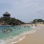 Playa de cabo san juan, la ultima parada del sendero de las playas