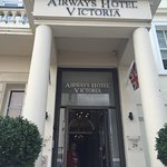 Airways Hotel Victoria London Foto
