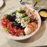 Half Cobb salad