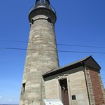 Inland lighthouse in Erie