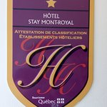 Photo de Hotel Stay Mont Royal