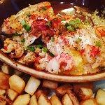 Crawfish Eggs-Touffe