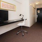 Habitación Ejecutiva escritorio. Executive Bedroom desk