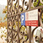 Private Parking free of charge
