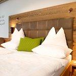 Neu renovierte Zimmer im Zapfenhof im Zillertal